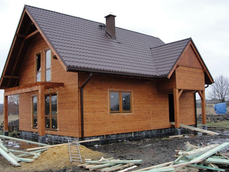Pierwszy etap czas budowy 12 dni