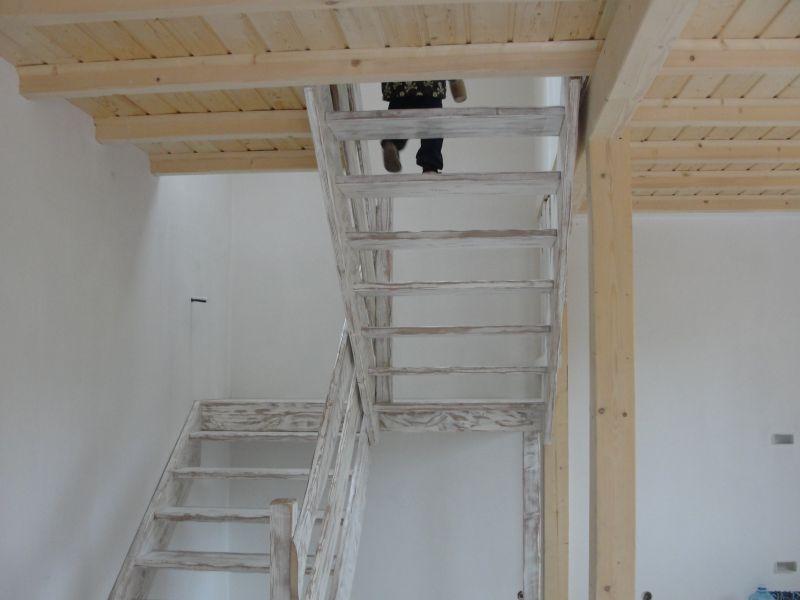 domy mieszkalne z drewna - Wnętrza