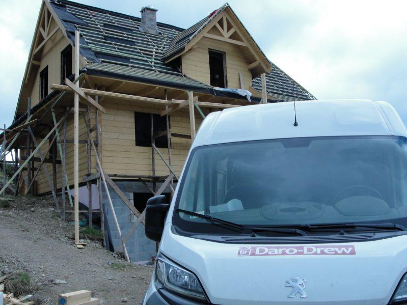 Budowa Domku w Ustroniu