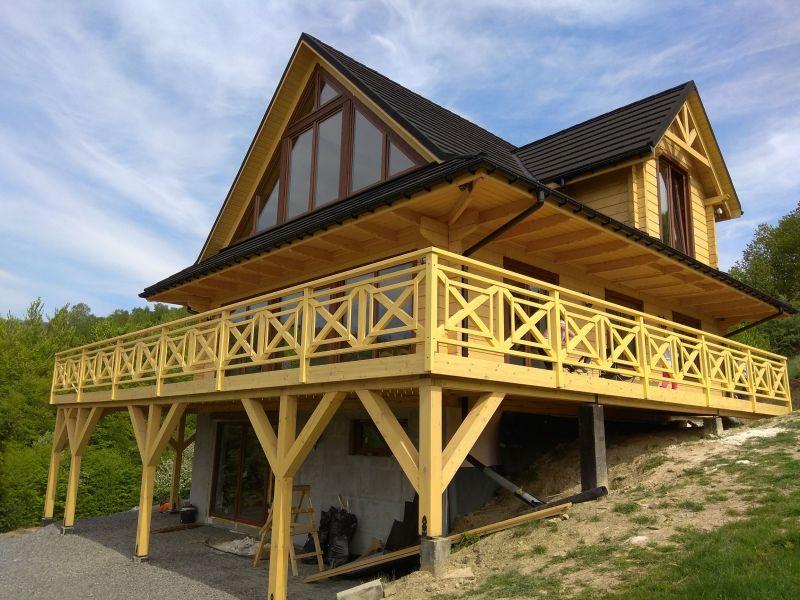 domy mieszkalne drewniane - DOMY Z BALI