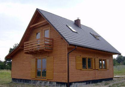 "DM-30 152 m2 Projekt ""Domek Mały + G"""