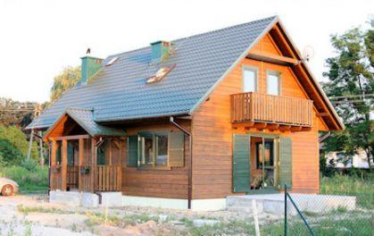 """DM-31 164 m2 Projekt """"Domek Prosty"""""""