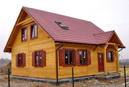 """DM-4 167 m2 Projekt """"Domek Nieduży"""""""